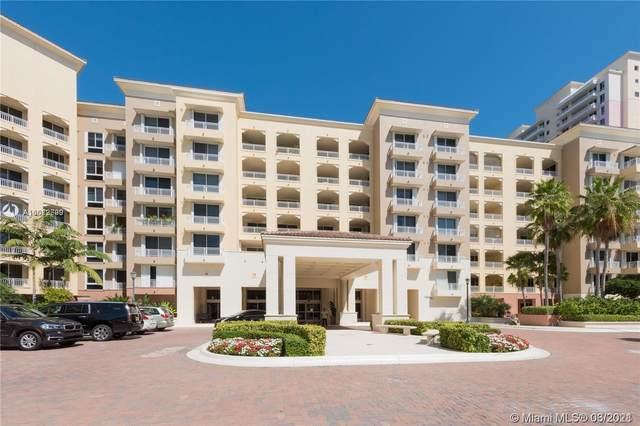 765 Crandon Blvd #504, Key Biscayne, FL 33149 (#A11012699) :: Posh Properties