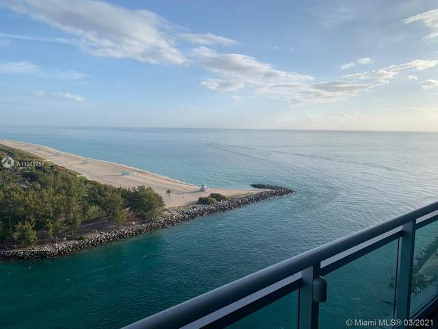 10295 Collins Ave 1514/15, Bal Harbour, FL 33154 (MLS #A11012757) :: Carlos + Ellen