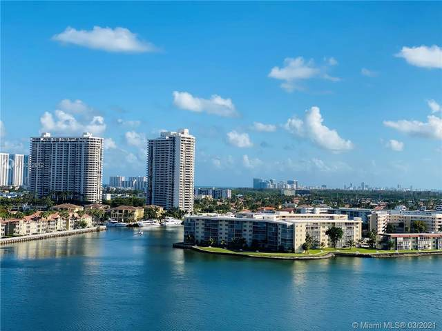 2801 NE 183rd St 1510W, Aventura, FL 33160 (MLS #A11012812) :: Castelli Real Estate Services