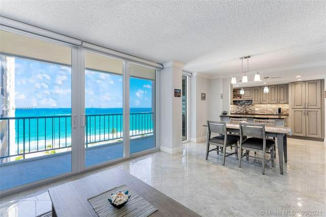 4280 E Galt Ocean Dr 10D, Fort Lauderdale, FL 33308 (MLS #A11012857) :: The Riley Smith Group