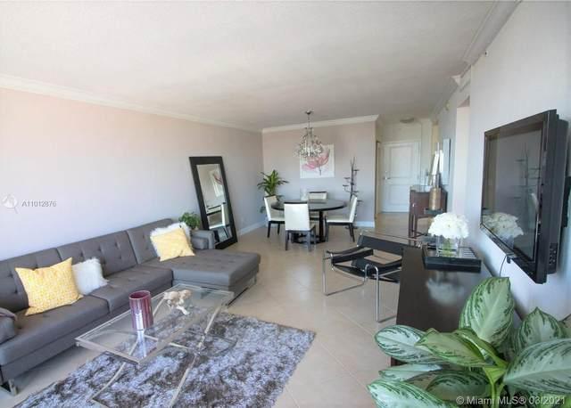 401 69th St #706, Miami Beach, FL 33141 (MLS #A11012876) :: Castelli Real Estate Services