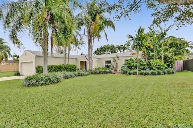 14740 SW 159th St, Miami, FL 33187 (#A11012882) :: Posh Properties