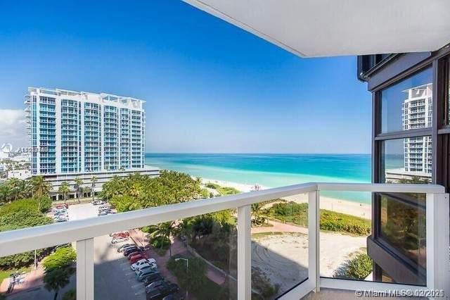 6423 Collins Ave #1009, Miami Beach, FL 33141 (MLS #A11012889) :: Compass FL LLC