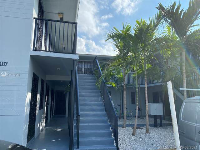 1410 NW 61st St, Miami, FL 33142 (MLS #A11013014) :: The Riley Smith Group