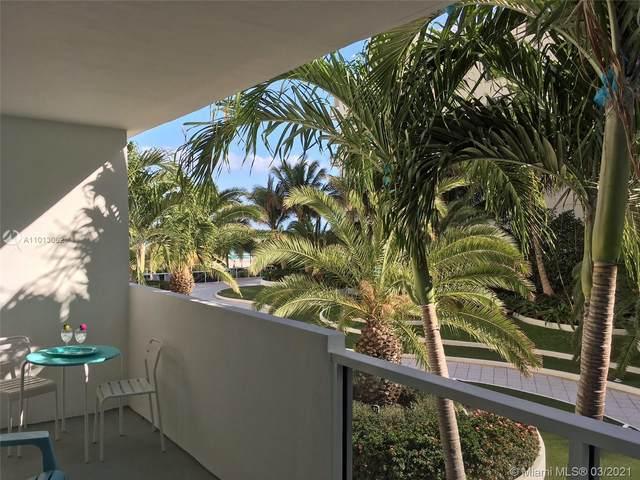 100 Lincoln Rd #428, Miami Beach, FL 33139 (MLS #A11013062) :: Berkshire Hathaway HomeServices EWM Realty