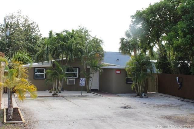 6012 Dewey St, Hollywood, FL 33023 (MLS #A11013063) :: GK Realty Group LLC