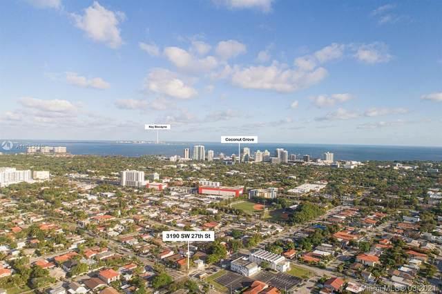 3190 SW 27th St, Miami, FL 33133 (MLS #A11013110) :: Re/Max PowerPro Realty