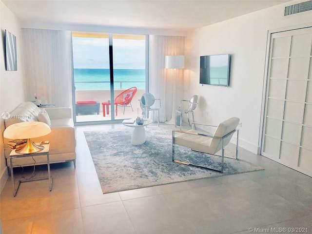 5555 Collins Ave 9L, Miami Beach, FL 33140 (MLS #A11013117) :: The Riley Smith Group