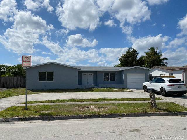 109 NW 80th Ter, Margate, FL 33063 (MLS #A11013152) :: The Paiz Group