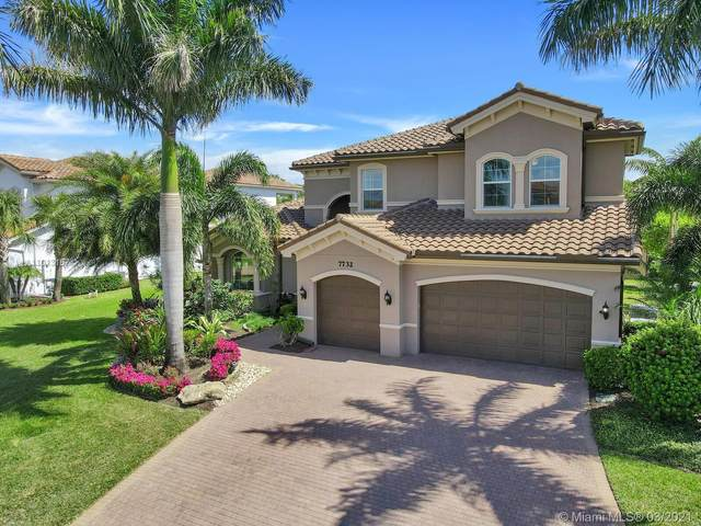 7732 Maywood Crest Dr, Palm Beach Gardens, FL 33412 (MLS #A11013157) :: The Jack Coden Group