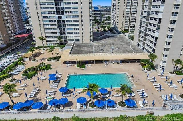 1904 S Ocean Dr Ph1, Hallandale Beach, FL 33009 (MLS #A11013189) :: The Riley Smith Group