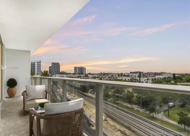 4250 Biscayne Blvd #811, Miami, FL 33137 (MLS #A11013228) :: ONE   Sotheby's International Realty