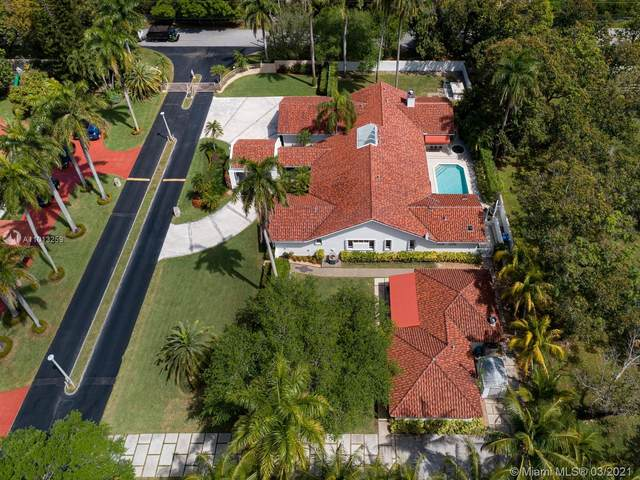 7700 SW 68th Ter, Miami, FL 33143 (MLS #A11013259) :: The Riley Smith Group
