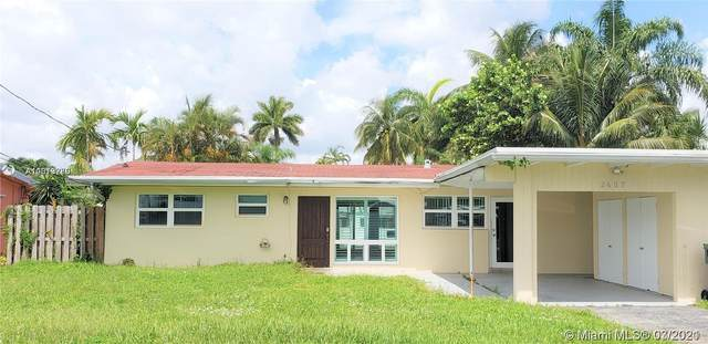 2607 Flamingo Ln, Fort Lauderdale, FL 33312 (MLS #A11013260) :: GK Realty Group LLC