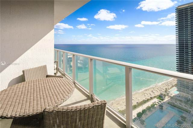 4111 S Ocean Dr #2903, Hollywood, FL 33019 (MLS #A11013312) :: Compass FL LLC