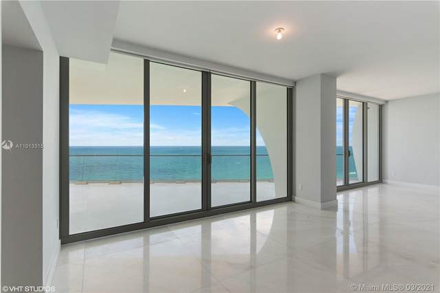 16901 Collins Ave #1802, Sunny Isles Beach, FL 33160 (MLS #A11013315) :: The Riley Smith Group