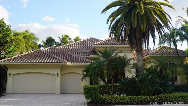 10430 Kestrel St, Plantation, FL 33324 (MLS #A11013357) :: Team Citron
