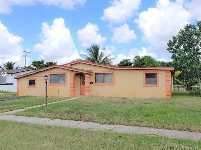 6111 NW 15th St, Sunrise, FL 33313 (MLS #A11013538) :: Berkshire Hathaway HomeServices EWM Realty
