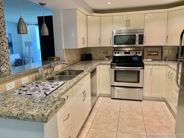 400 Leslie Dr #619, Hallandale Beach, FL 33009 (MLS #A11013548) :: Green Realty Properties
