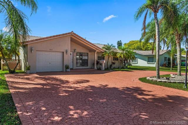 7812 NW 39th Ct, Coral Springs, FL 33065 (MLS #A11013567) :: Re/Max PowerPro Realty
