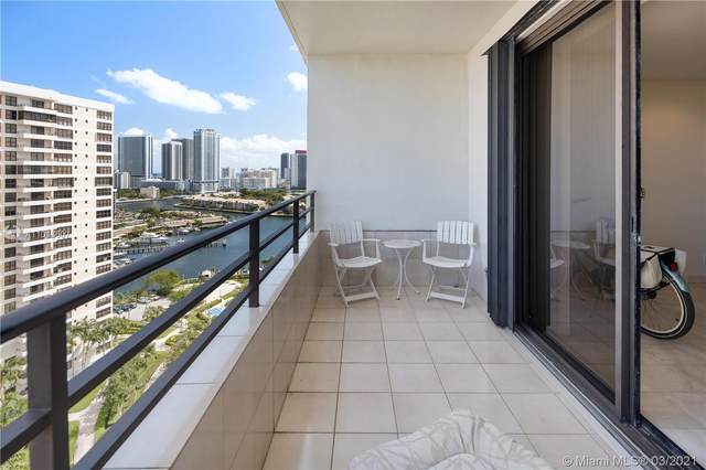 600 Three Islands Blvd #1822, Hallandale Beach, FL 33009 (MLS #A11013607) :: Castelli Real Estate Services