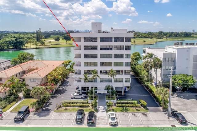 9180 W Bay Harbor Dr 6C, Bay Harbor Islands, FL 33154 (MLS #A11013638) :: ONE | Sotheby's International Realty