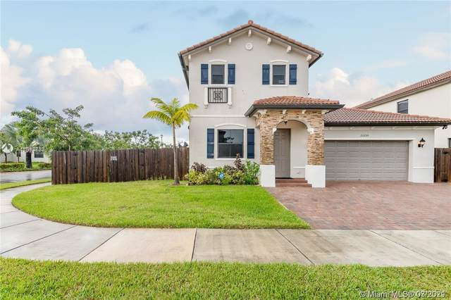 23390 SW 117th Path, Homestead, FL 33032 (MLS #A11013767) :: The Jack Coden Group