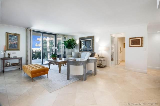 1111 Crandon Blvd C1104, Key Biscayne, FL 33149 (MLS #A11013816) :: ONE | Sotheby's International Realty