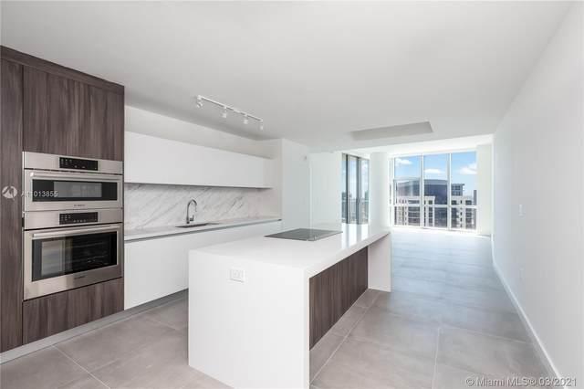 851 NE 1st Ave #4011, Miami, FL 33132 (MLS #A11013855) :: Castelli Real Estate Services