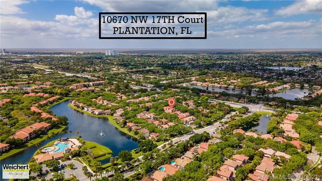 10670 NW 17th Ct, Plantation, FL 33322 (MLS #A11013867) :: The Jack Coden Group