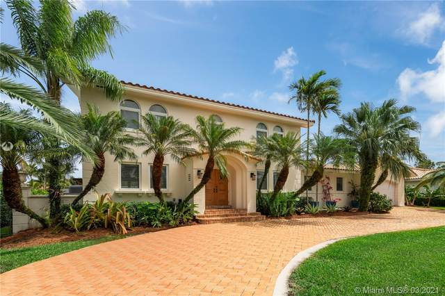 13035 Nevada St, Coral Gables, FL 33156 (MLS #A11013893) :: The Paiz Group