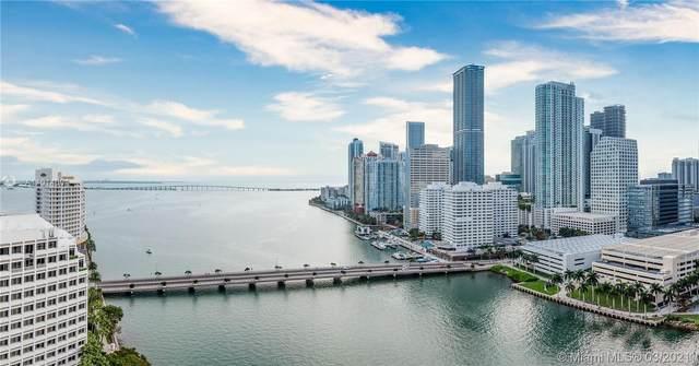 701 Brickell Key Blvd #2403, Miami, FL 33131 (#A11014004) :: Posh Properties
