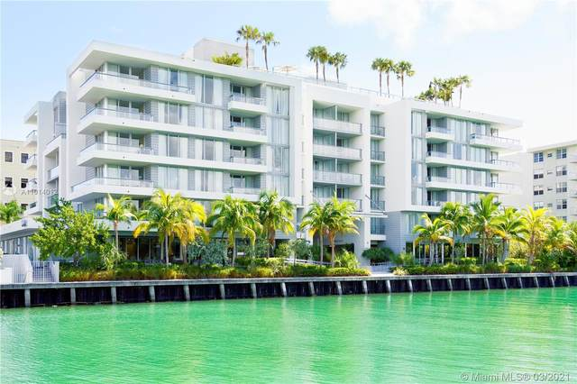 9540 W Bay Harbor Dr #507, Bay Harbor Islands, FL 33154 (MLS #A11014012) :: ONE | Sotheby's International Realty
