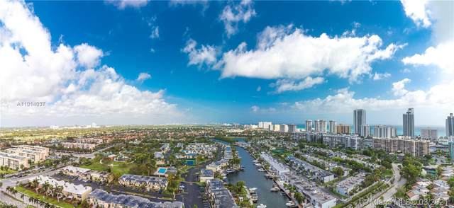 2500 Parkview Dr #1606, Hallandale Beach, FL 33009 (MLS #A11014037) :: The Riley Smith Group