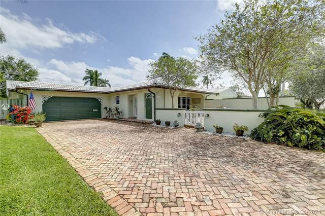3616 NE 25th Ave, Fort Lauderdale, FL 33308 (MLS #A11014090) :: The Howland Group