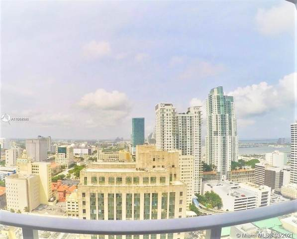 151 SE 1st St #2606, Miami, FL 33131 (MLS #A11014146) :: Prestige Realty Group