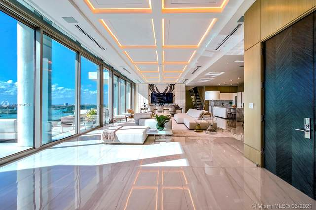 10201 Collins Ave Uph2803, Bal Harbour, FL 33154 (MLS #A11014301) :: Re/Max PowerPro Realty