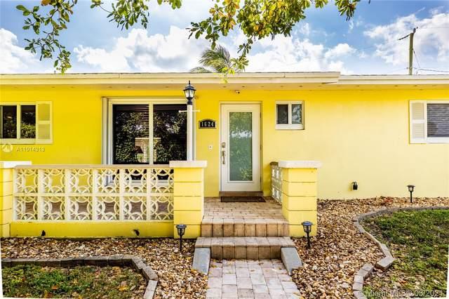 1624 W Terrace Dr, Lake Worth, FL 33460 (MLS #A11014313) :: The Paiz Group