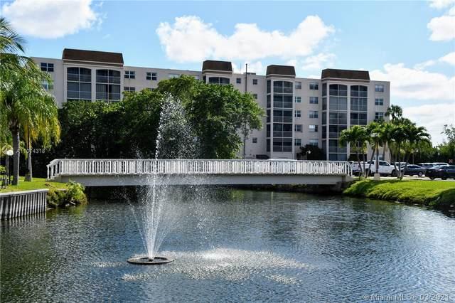 501 E Dania Beach Blvd 5-1D, Dania Beach, FL 33004 (MLS #A11014318) :: GK Realty Group LLC