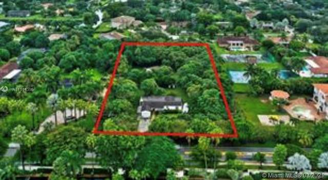 1401 Coruna Ave, Coral Gables, FL 33156 (MLS #A11014395) :: The Riley Smith Group