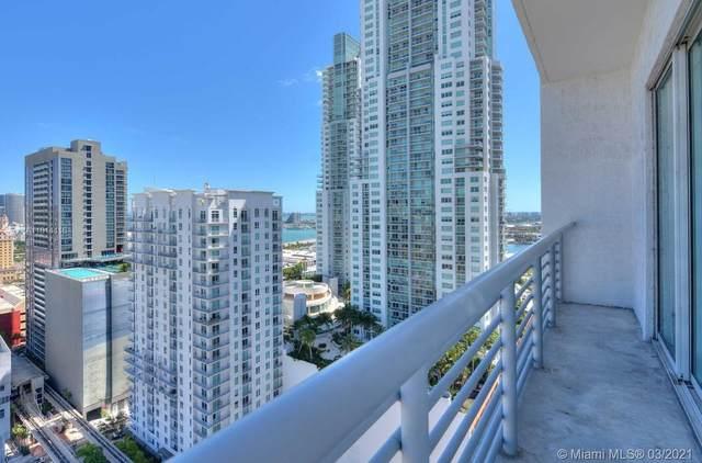 133 NE 2nd Ave #2413, Miami, FL 33132 (MLS #A11014416) :: The Riley Smith Group