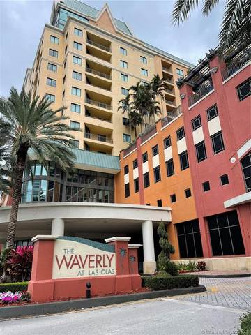 110 N Federal Hwy #502, Fort Lauderdale, FL 33301 (MLS #A11014425) :: The Howland Group