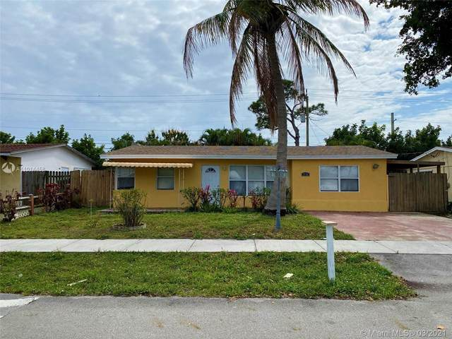 1556 NE 28th Ct, Pompano Beach, FL 33064 (MLS #A11014458) :: The Jack Coden Group