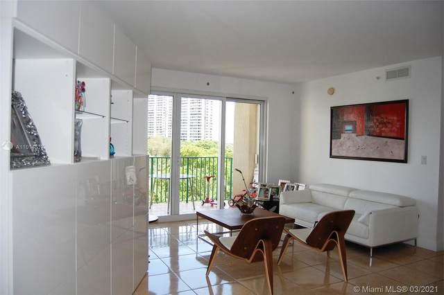 20000 E Country Club Dr #512, Aventura, FL 33180 (MLS #A11014517) :: Castelli Real Estate Services