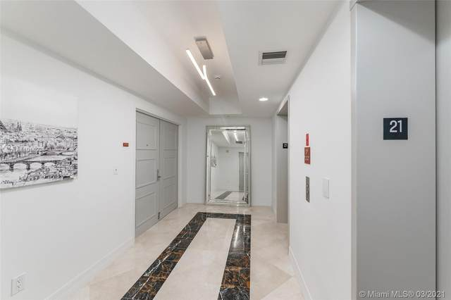 3535 S Ocean Dr #2105, Hollywood, FL 33019 (MLS #A11014536) :: The Riley Smith Group