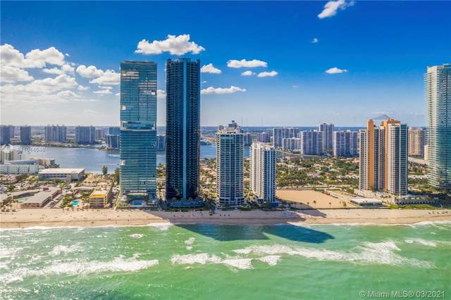 18555 E Collins Ave #2005, Sunny Isles Beach, FL 33160 (MLS #A11014546) :: The Riley Smith Group