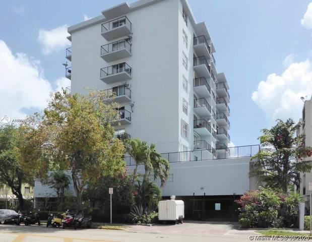 899 West Ave 6F, Miami Beach, FL 33139 (MLS #A11014596) :: Re/Max PowerPro Realty