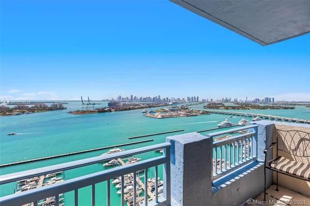 90 Alton Rd #2610, Miami Beach, FL 33139 (MLS #A11014636) :: The Riley Smith Group