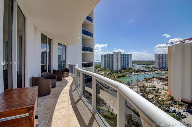 16001 Collins Ave #1005, Sunny Isles Beach, FL 33160 (#A11014715) :: Posh Properties