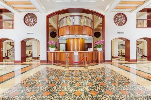 789 Crandon Blvd #606, Key Biscayne, FL 33149 (MLS #A11014758) :: ONE   Sotheby's International Realty